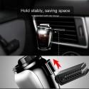 Baseus - Aromatizante para Auto, Hogar u Oficina - Auto difusor sólido con broche para el auto.