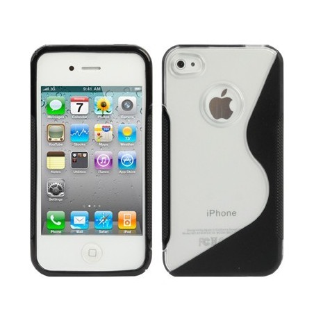 Carcasa TPU estilo Art S - iphone 4 /4S