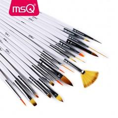 MSQ - 18 unidades profesionales de cosmético simple