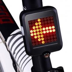 Bicicleta de Luz - Cambio de Dirección Automático.