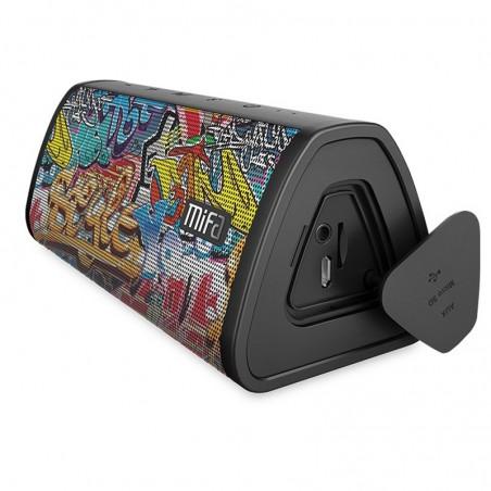 MIFA - altavoz portátil Altavoz Bluetooth - portátil de 10 W - estéreo - impermeable