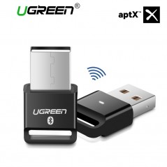 Ugreen - Adaptador Wireless USB Bluetooth 4.0