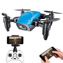Mini Drone 2.4G 4CH 6-Axis Gyro RTF - UFO Mini Drones