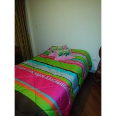 Cobertor acolchado Kids / Niña - Doble Lado