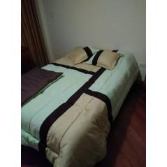 Cobertor acolchado SOHO MULTICOLOR - Doble Lado