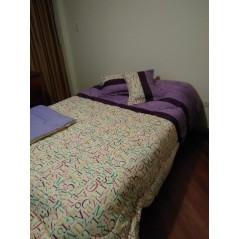 Cobertor acolchado ZAHIRA - Doble Lado