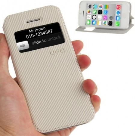 Estuche de Cuero - UFO Series S - iPhone 5C