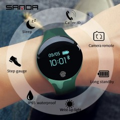 SANDA Smart Watch - IOS Android - Verano - 2018
