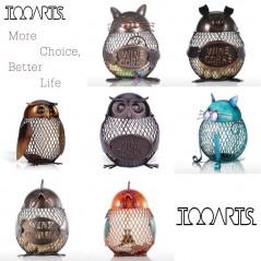 Tooarts Animal Figurines - Alcancias