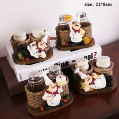 Cute Chef - Home Decoration