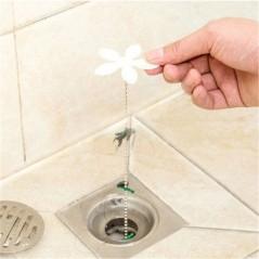 Herramienta de limpieza para baño o fregadero de cocina