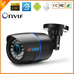 BESDER - Cámara de Video Vigilancia - 2.8mm - IP Camera 1080P 960P 720P