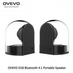 OVEVO D18 Bluetooth 4.1 - Speaker stereo Portable