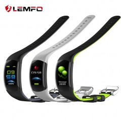 LEMFO - Smart Wristband Color LCD Fitness