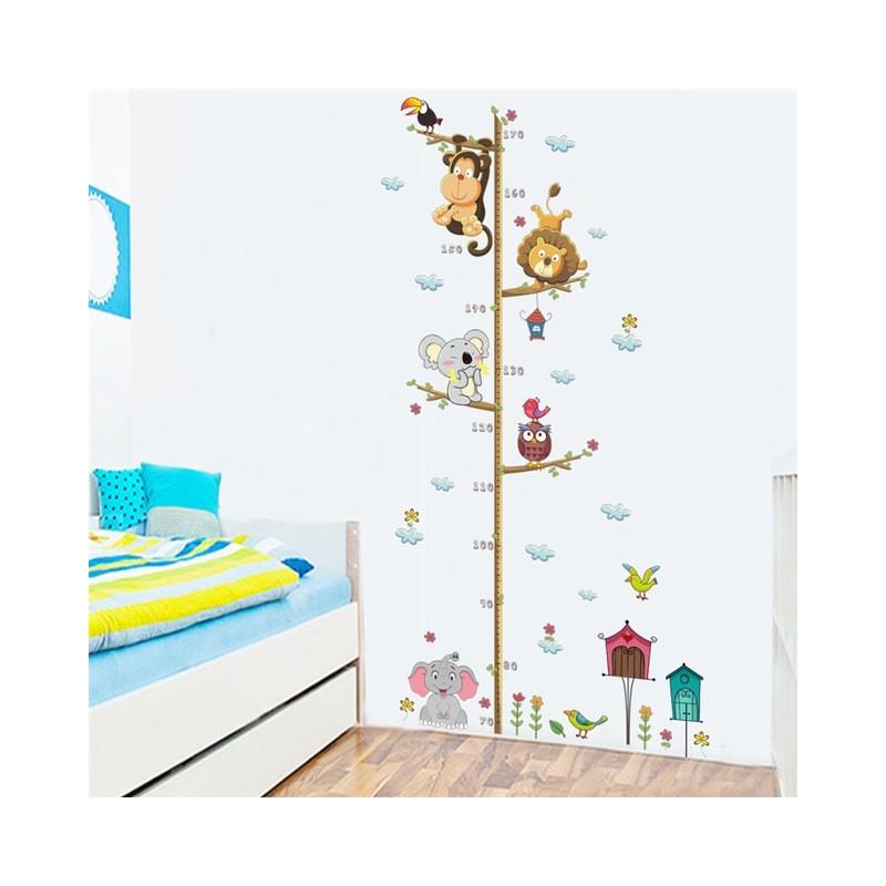 Decor Wall - Stickers - Jungle Animals