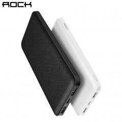 ROCK - Slim 10000 mAh Power Bank