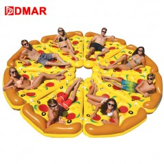 DMAR - inflable Pizza gigante