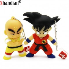 Goku - Kuririn - Dragon Ball Usb Flash Drive