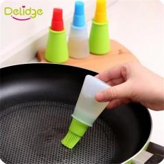Delidge - 1 unid - Cepillo para untar aceite