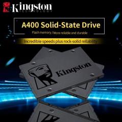Kingston Digital A400 SSD 120 GB 240 GB 480 GB SATA 3 2,5 pulgadas - unidad interna de estado sólido