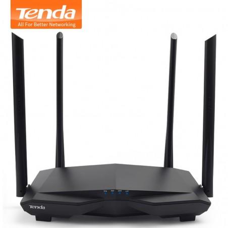 Smart Gigabit WiFi Router inalámbrico - 1200 Mbps 2,4g/5,0 GHz - Wi-Fi repetidor, APP remoto para gestionar
