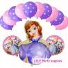 13 unids - Princesa Sofía - Feliz cumpleaños - Decoración