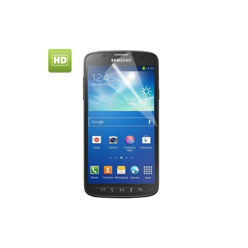 """HD - Screen Protector"" - S4 Active Mini"