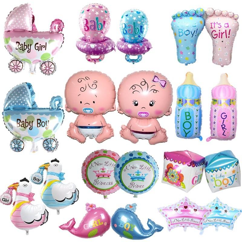 1 Pieza Globo Para Baby Shower Fiesta Para Recin Nacido