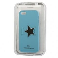 Carcasa de plástico Pure Color Star