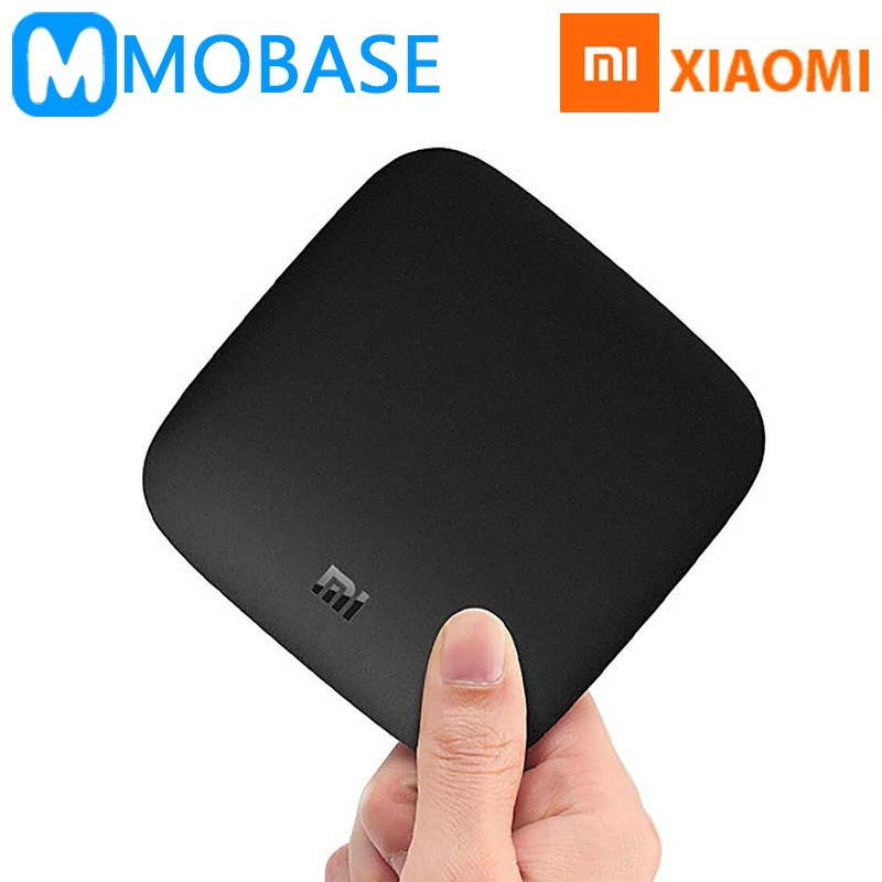 TV BOX - Xiaomi - Android - Dual wiFi Smart TV IPTV Media Player