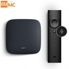TV BOX - Xiaomi - Androide 6.0 WIFI Bluetooth - 4K HDR H.265 - Media Player