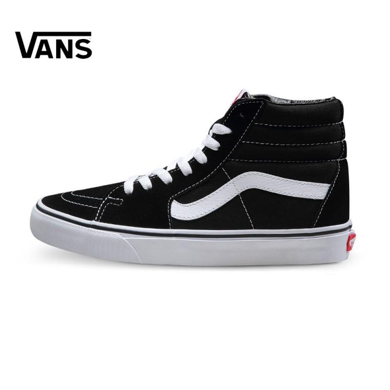 VANS - Clásicos para hombres y mujeres - SK8-Hi zapatillas 28cc070e1cd