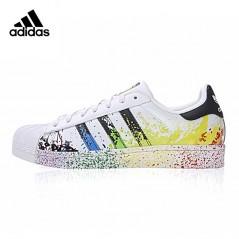 Adidas - Clover Superstar Gold Label para hombre y mujere
