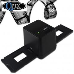 Escáner HD de película de revelado- 17,9 Mega píxeles 135 diapositivas - escáner para películas de 35mm