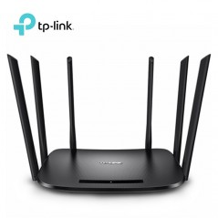TP-LINK Wifi Router inalámbrico - WDR7400 6 antena 2,4 GHz y 5 GHz 80ac AC2100 mbps - repetidor