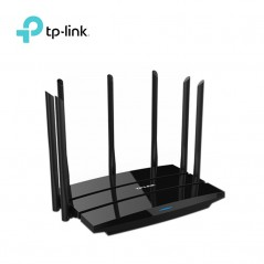 TP-LINK WDR8500 Gigabit Router - banda dual - cobertura con 7 antenas
