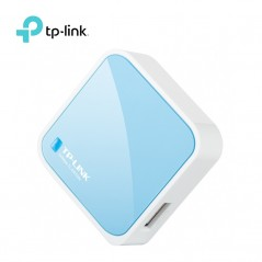 TP-LINK TL-WR703N Mini Wifi 3G Router Inalámbrico - Soporte PPPoE