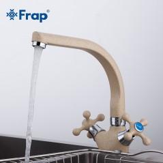 FRAP - Mezcladora de cocina de agua fría y caliente - rotación de 360