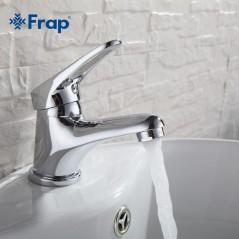 FRAP - Mezcladora de agua cromada