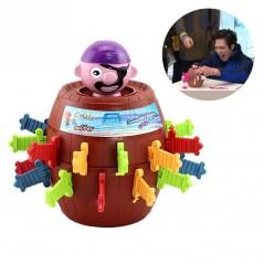Gadget - barril pirata - juguete para niños