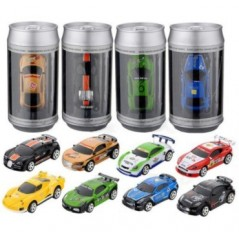 Mini Car Coca-Cola - 8 colores - Velocidad 20 km/h