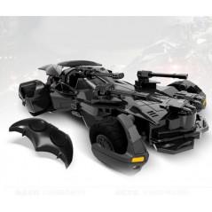 Batman vs Superman Justice League - coche eléctrico Batman RC