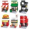Bloques de Construcción - Mini ciudad 3D - Para Lego