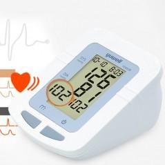 YUWELL - Monitor de presión arterial - 3 años de Garantía por el Fabricante