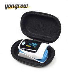 Yongrow - Monitor de presión arterial para dedo - SPO2 PR