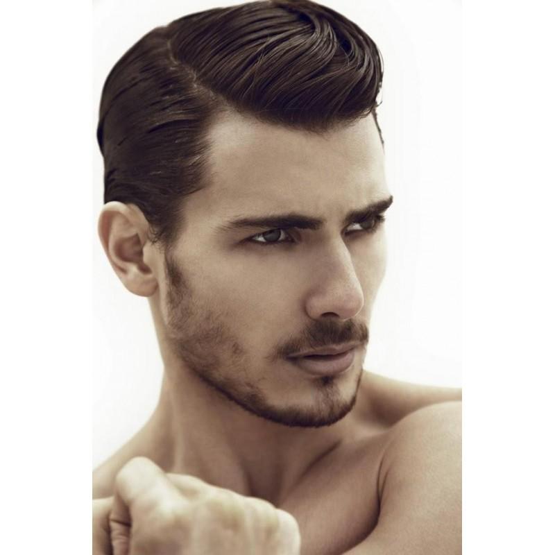 Tratamiento contra caida de cabello Hombres Aceite Argan Coco Romero Oliva