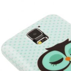 Carcasa TPU - Owl Pattern