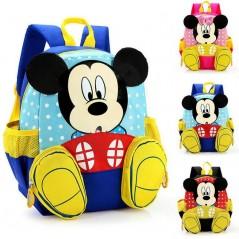 Mochila - Mickey Minnie - Escuela - kindergarten
