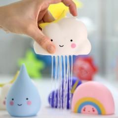 Juguete de baño - 1 piezas para baño del bebé