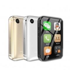 AEKU i5 Plus reloj teléfono - MP3 MP4 pantalla capacitiva multilingüe multifunción